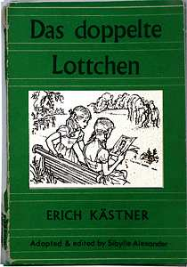 Das Doppelte Lotchen, or, The Parent Trap, a German school reader and adapted by Sibylle Alexander