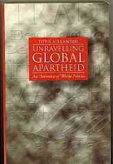 Unravelling Global Apartheid bok cover