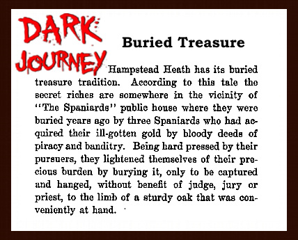 The Tale of the Spaniard's Inn Treasure